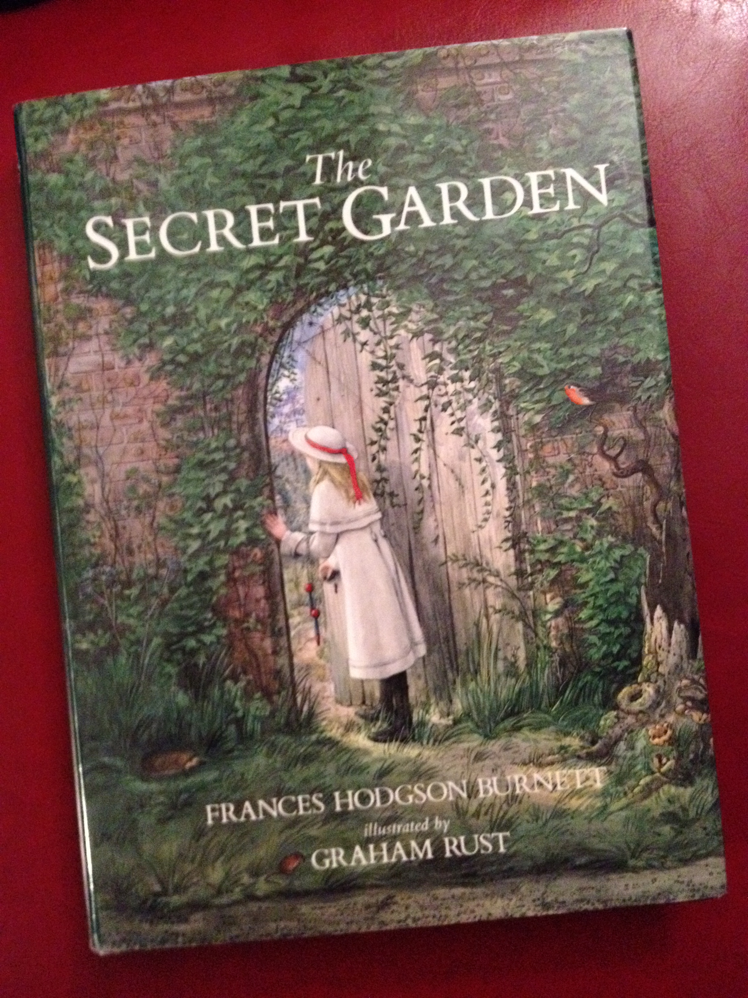 Secret Garden: On Judging Books By Their Beautiful Covers