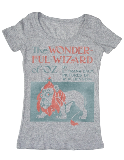 Wizard of Oz tee