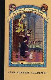 lemony snicket - book 5