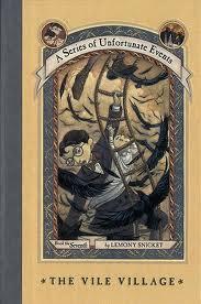 lemony snicket - book seven