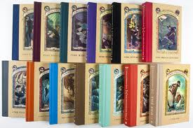 lemony snicket - whole series