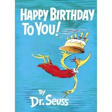book happy birthday