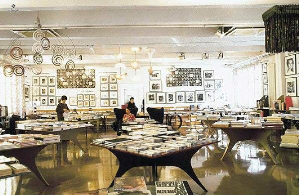 Corso Como Bookshop Milan