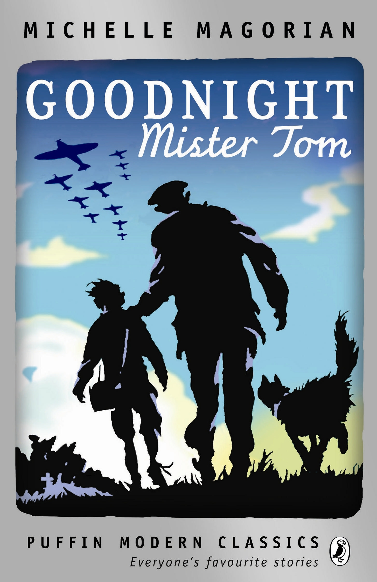 good night mister tom Penguin presents, the downloadable audiobook edition of goodnight mr tom, read by patrick malahide young willie beech is evacuated to the country as britain stands on the brink of ww2 a sad, deprived child, he slowly begins to flourish under the care of old tom oakley—but his new-found happiness is shattered by a.